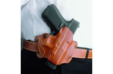 DeSantis Mini Slide Holster - Style 086 for Ruger SR9/SR9C
