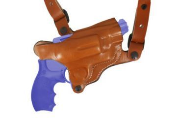 Desantis New York Undercover Holster for SW Governor - Plain Tan