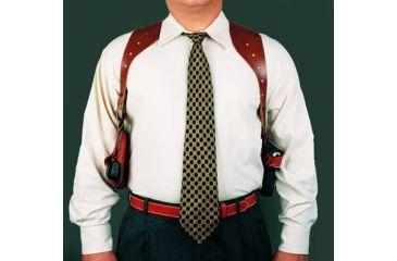 Desantis NY Undercover Shoulder Rig - Taurus Judge Public Defender Polymer
