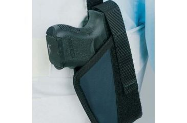DeSantis Nylon Vest Holster - Ambidextrous, Navy N82AJE1Z0 - GLOCK 26, 27