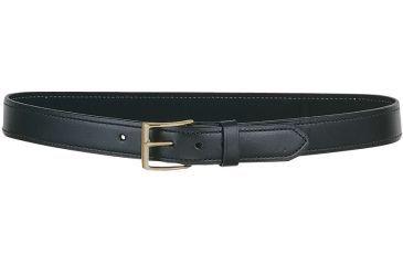 DeSantis Plain Belt, Black, 1.75in Wide - 32in Waist - B09BP32Z0