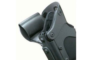 DeSantis Left Hand - BLACK - Bike Patrol Holster Level II N52BBB2Z0