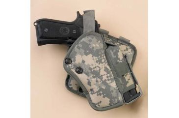 DeSantis Left Hand - Foliage Digital - C.I.B. Molle Holster M23FB86Z0