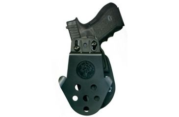 DeSantis Left Hand - Black - DS Paddle Holster D94KBL7Z0