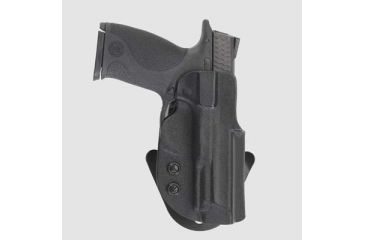 2-DeSantis Right Hand Black DS Paddle Holster D94KAM9Z0 - S&W M&P 9MM/40CAL