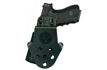 DeSantis Left Hand - Black - DS Paddle Holster D94KBE8Z0