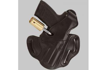 DeSantis Left Hand - Black - F.D.O w/ Lock Hole 31LBBB6Z0