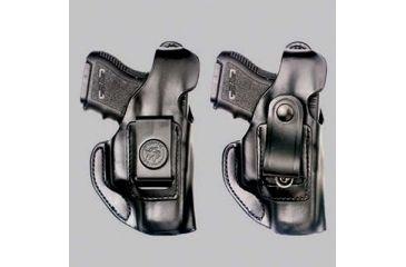 DeSantis Right Hand - Black - The Companion w/ Clip 026BAS1C0