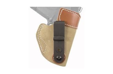 Desantis Right Hand - Natural Suede - Sof-Tuck Holster 106NAI4Z0
