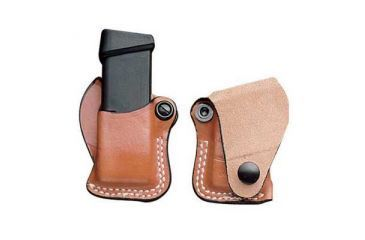 DeSantis Left Hand SHOOTER - Tan - S.S. Single Magazine Pouch A48TBIIZ0