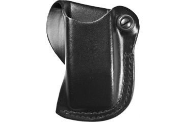 DeSantis Right Hand Shooter - Black - S.S. Single Magazine Pouch A48BAGGZ0