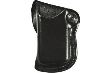 DeSantis Right Hand Shooter - Black - S.S. Single Magazine Pouch A48BALLZ0