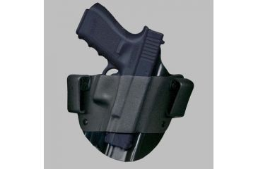 DeSantis Right Hand Black Scorpion Holster 038KA02Z0 - S&W J FRAME