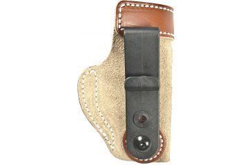 DeSantis Sof-Tuck Holster, Right Hand, Natural - Beretta & Seecamp 106NAA8Z0