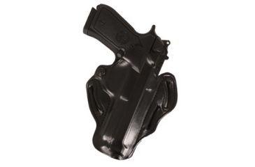 Desantis Speed Scabbard Holster for Beretta 92-A1 Plain Black L 002BBV6Z0