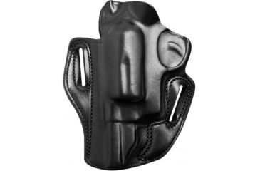 DeSantis Speed Scabbard Holster for S&W Governor, Plain Black, Left Hand - 002BBV1Z0