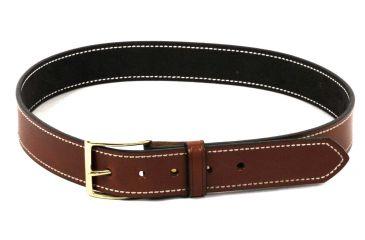 DeSantis Sam Browne Belt - Plain - Leather Lined B21BL44Z1