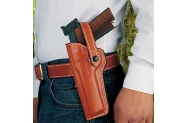 DeSantis Left Hand Tan The Woodsman Holster 097TDLAZ0 - WALTHER P22