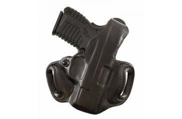 DeSantis Thumb Break Mini Slide Holster, R/H - Springfield Armory XDS .45 085BAY1Z0