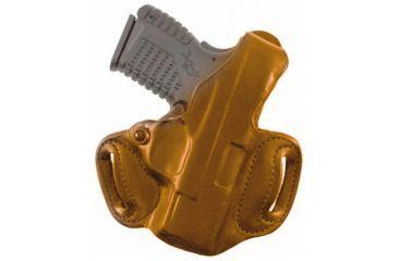 DeSantis Thumb Break Mini Slide Holster, R/H - Springfield Armory XDS .45 085TAY1Z0