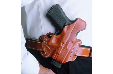 DeSantis Thumb Break Mini Slide Holster - Style 085 for Ruger SR9/SR9C
