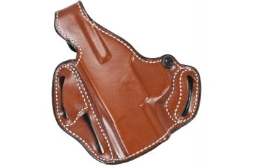 DeSantis Thumb Break Scabbard Holster - Left, Tan, Lined, Plain, 3 Slot 001TDN9Z0 - FITS WALTHER PPS