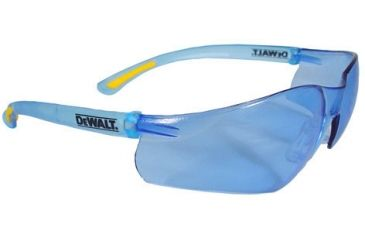 DeWALT Contractor Pro Protective Glasses Light Blue Lens