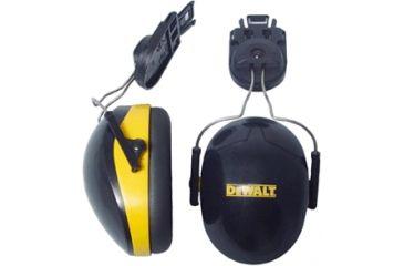 DeWALT Cap Mount Earmuff Hearing Protection DPG66