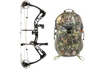9-Diamond Edge SB-1 Bow Package
