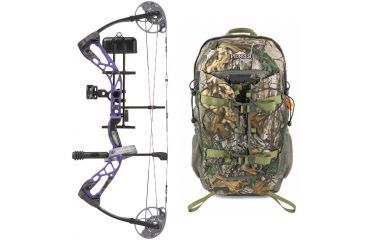 3-Diamond Edge SB-1 Bow Package