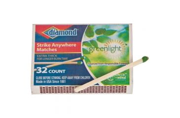 Diamond Strike Anywhere Matches 10pk 48789-04551