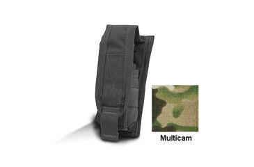 Diamondback Tactical 40 mm Single Flashbang Pouch, Multicam, A-BLPM20-1-MULTICAM