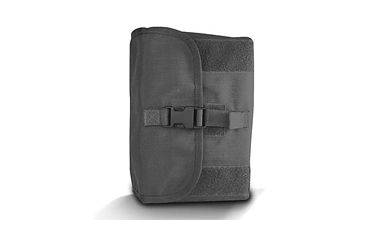 Diamondback Tactical Gas Mask Pouch, Black, A-BLPM70-BLACK