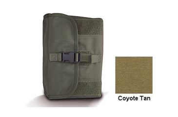 Diamondback Tactical Gas Mask Pouch, Coyote, A-BLPM70-COYOTE