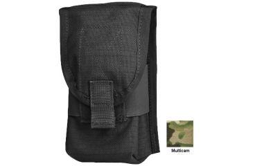 Diamondback Tactical SR25 Double 2 Mag Pouch, Multicam, A-BLPM18-MULTICAM