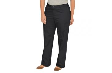 19121feeab6 Dickies Women s Relaxed Fit Straight Leg Cargo Pant