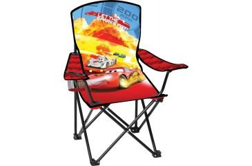 Disney Cars Solid Camp Chair with Arms, Cars DKC-101CAR2A