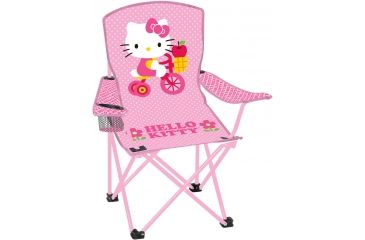 Disney Hello Kitty Solid Camp Chair with Arms, Hello Kitty SKC-101HKT2A