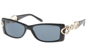 Diva 4145 Sunglasses - Black; Grey Gradient (97a)