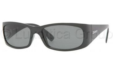 DKNY DY4065 Bifocal Prescription Sunglasses DY4065-329087-5716 - Lens Diameter: 57 mm, Frame Color: Black, Frame Color: Black