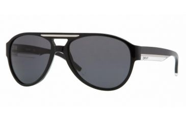 DKNY DY 4071 Sunglasses Styles - Black Gray Frame, 300187-5917