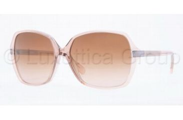 DKNY DY4080 Sunglasses 352013-5815 - Antique Piink Brown Gradient
