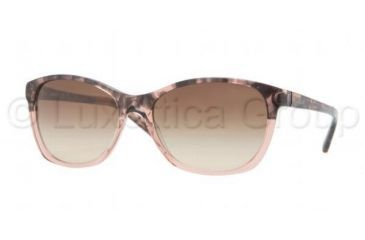 DKNY DY4093 Sunglasses 355613-5617 - Brown Gradient Frame