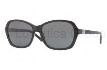 DKNY DY4094 Bifocal Prescription Sunglasses DY4094-300187-5716 - Lens Diameter 57 mm, Frame Color Black Grey