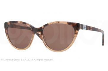 DKNY DY4095 Single Vision Prescription Sunglasses DY4095-355773-54 -