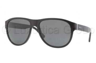 DKNY DY4097 Sunglasses 300187-5817 - Black Frame, Gray Lenses