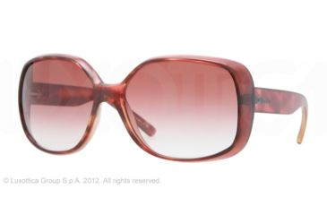 DKNY DY4101 Single Vision Prescription Sunglasses DY4101-35408D-61 - Lens Diameter 61 mm, Lens Diameter 61 mm, Frame Color Raspberry
