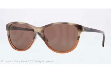 DKNY DY4104 Bifocal Prescription Sunglasses DY4104-357473-57 -