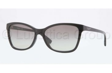 DKNY DY4105 Bifocal Prescription Sunglasses DY4105-300111-5716 - Lens Diameter 57 mm, Frame Color Black