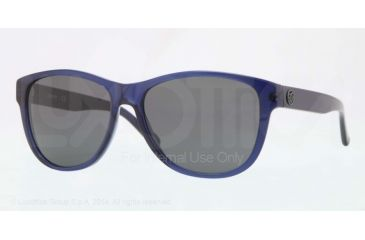 DKNY DY4106 Bifocal Prescription Sunglasses DY4106-317287-58 - Lens Diameter 58 mm, Frame Color Blue